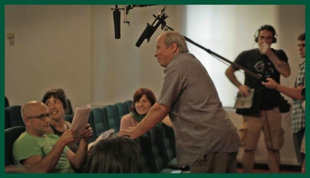 Radilo durante las jornadas de casting | foto: María Muñoz