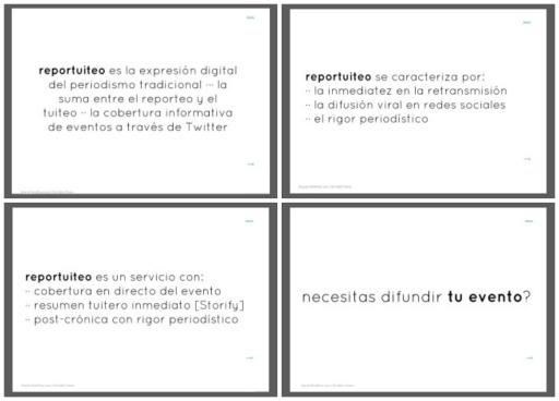 definición, características y servicio de reportuiteo